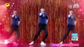 dich duong thien ti solo dance (170506 happy camp) - dich duong thien ty (jackson yi)