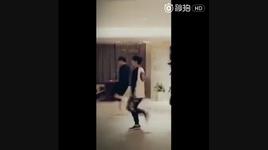 dich duong thien ti nhay shuffle dance - dich duong thien ty (jackson yi)