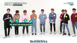 weekly idol ep 315 (vietsub) - wanna one