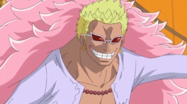 rap ve doflamingo (one piece) - phan ann