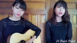 em gai mua - guitar cover di thanh thanh (2 chi em sinh doi) - v.a