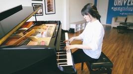 em gai mua (piano cover) - an coong