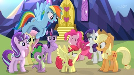 rainbow (from the original motion picture soundtrack 'my little pony: the movie') - sia