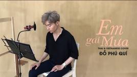 em gai mua (thai & vietnamese cover) - do phu qui