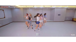 we like (choreography video) - pristin