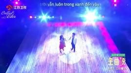 khong yeu nua cung la mot cach yeu / 不爱了也是一种爱 (vietsub) - chau hue (where chou), kim chi van (jin zhi wen)