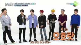 weekly idol tap 324 - got7 cut (vietsub) - got7