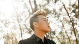 dau chi rieng em cover (karaoke) - trung quan idol