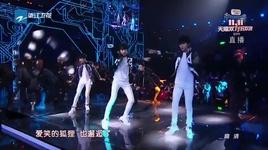 chinh la em / 是你 (live) - tfboys