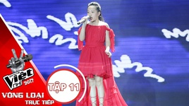 ve - hoai ngoc (giong hat viet nhi 2017 - tap 11 vong loai truc tiep) - v.a