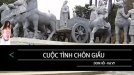 cuoc tinh chon dau (karaoke) - don ho, ha vy