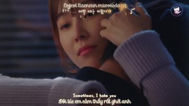 be confused (temperature of love ost) (vietsub, kara) - cha hee (melody day)