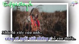 em a! anh khong on (karaoke) - v.a