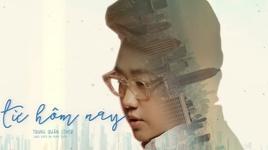 tu hom nay (feel like ooh) cover (lyric video) - trung quan idol