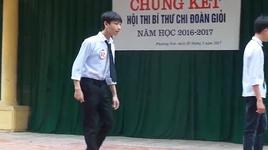nam sinh dien trai nhay shuffle dance cuc dep hop hon fan nu - v.a