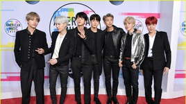 dna (live at amas 2017) - bts (bangtan boys)