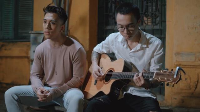 mua tren cuoc tinh (acoustic cover) - edward duong nguyen