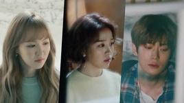 the little match girl - wendy (red velvet), baek ah yeon
