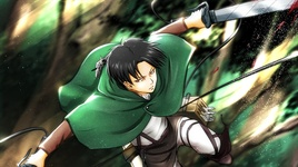 rap ve levi (attack on titan) - phan ann