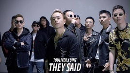 they said - touliver, binz