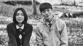 first love - jung key, yuju (gfriend)