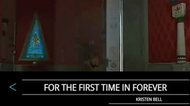 for the first time in forever (karaoke) - kristen bell