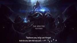 the spectre (vietsub, kara) - alan walker