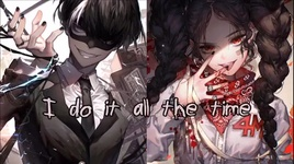look what you made me do (lyrics) - nightcore