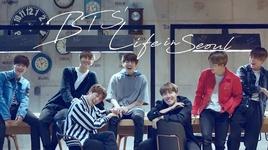 with seoul - bts (bangtan boys)
