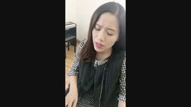 tu khuc mua dong (piano live) - thuy chi