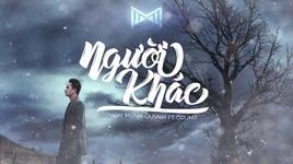 nguoi khac (karaoke) - phan manh quynh, drum7