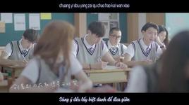 phan hoa anh dao lang man / 櫻花粉的浪漫 (vietsub + kara) - nhi kha (chloe er)