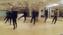 electric kiss (dance practice) - exo