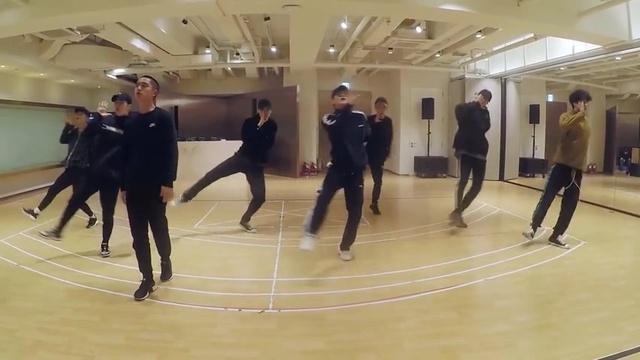 Electric Kiss (Dance Practice) - EXO - NhacCuaTui