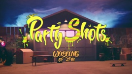 party shots (korean version) - woo young (2pm)