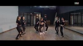 roller coaster (dance practice) - kim chung ha
