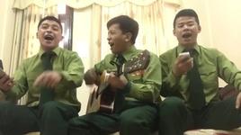 lam rang danh bong da nuoc ta (chuc mung doi tuyen u23 viet nam) - 3 chu bo doi
