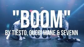 boom (dance version) - jabbawockeez, tiesto, gucci mane, sevenn