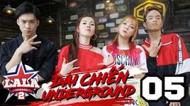 dai chien underground (tap 5) - la la school