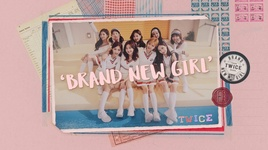 brand new girl - twice