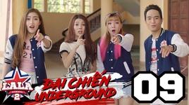 dai chien underground (tap 9) - la la school