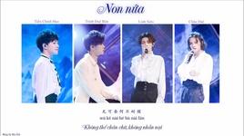 non nua / 小半 (audio, vietsub) - idol producer