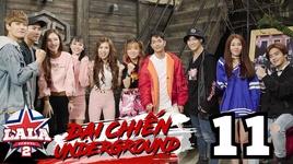 dai chien underground (tap 11) - la la school
