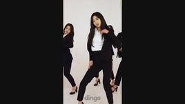 black dress (dance choreography) - clc