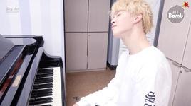 jimin's piano solo showcase (bangtan bomb) - park ji min