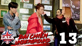 dai chien underground (tap 13) - la la school