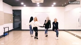 starry night (dance practice mirror) - mamamoo