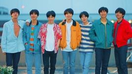 euphoria: theme of love yourself 起 wonder - bts (bangtan boys)
