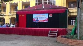 ngam hoa le roi - live phien ban hoc sinh cuc chat - v.a