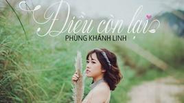 dieu con lai (karaoke) - phung khanh linh